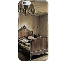 The Bed iPhone Case/Skin