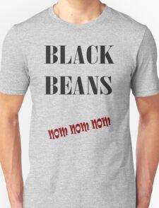 Black Beans Unisex T-Shirt