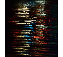 the light, chasing Photographic Print