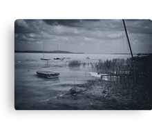 After storm, before storm Canvas Print