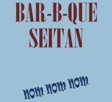 BAR-B-QUE SEITAN One Piece - Short Sleeve