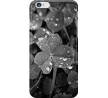 Clovers iPhone Case/Skin