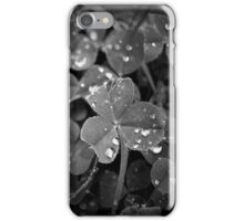 Clovers iPhone Case/Skin