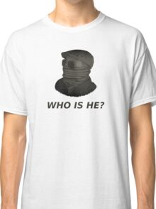 Mystery Character Classic T-Shirt