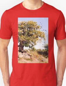 Charnwood Forest Watercolour T-Shirt