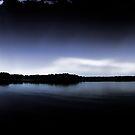 Dark Lake by Aaron Bottjen