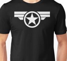 Super Soldier - White Unisex T-Shirt