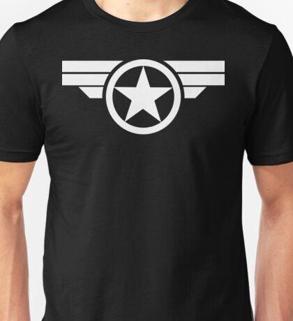 Super Soldier - White Unisex T-Shirt