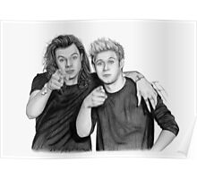 Niall & Harry Poster