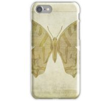 Butterfly Textures iPhone Case/Skin