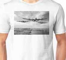 Dambusters practise low flying Unisex T-Shirt