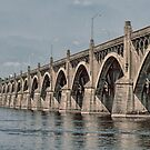 WRIGHTSVILLE BRIDGE by Diane Peresie
