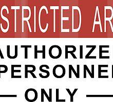 Team Fortress 2 - Restricted Area by Kookynetta