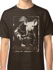 Revenge vegetarian, vegan shirt Classic T-Shirt