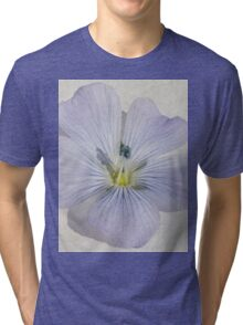 Linum Watercolour Tri-blend T-Shirt