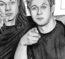 Niall & Harry Sticker