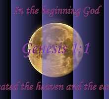 In the Beginning God. . . by aprilann