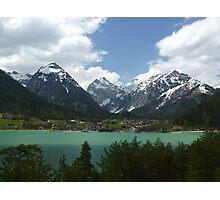 Pertisau and Lake Achen - Tyrol, Austria Photographic Print