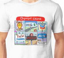 """""""Organized Crime"""" Unisex T-Shirt"""