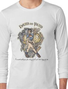 Bolted And Volted Long Sleeve T-Shirt