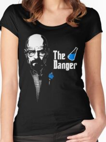 The Godfather of Danger Women's Fitted Scoop T-Shirt