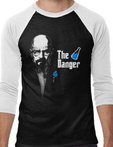 The Godfather of Danger Men's Baseball ¾ T-Shirt