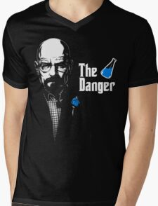 The Godfather of Danger Mens V-Neck T-Shirt
