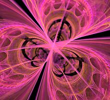 Ethereal Scope Fractal by Frank Savino