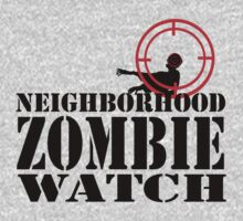 Neighborhood Watch Baby Tee