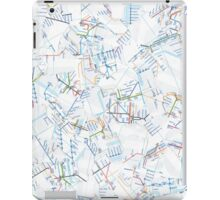 Tube Map  iPad Case/Skin