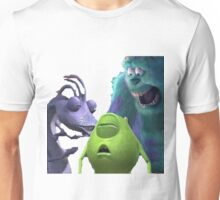 Monsters Incapacitated Unisex T-Shirt