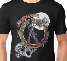 Steampunk Zombie Killer V 2 Unisex T-Shirt