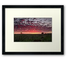 Ilumination Framed Print