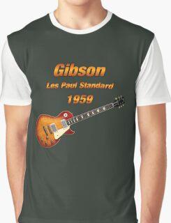 Vintage Les Paul 1959 Graphic T-Shirt