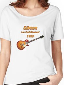 Vintage Les Paul 1959 Women's Relaxed Fit T-Shirt