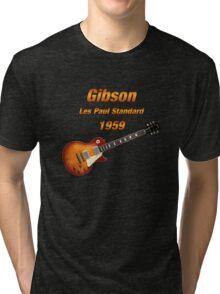 Vintage Les Paul 1959 Tri-blend T-Shirt