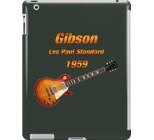Vintage Les Paul 1959 iPad Case/Skin