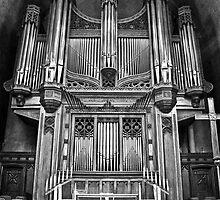 Massive Music B/W by Adam Northam