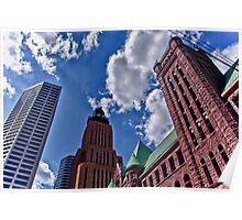 Downtown Minneapolis 1 Poster