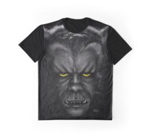 The Werewolf Curse Graphic T-Shirt