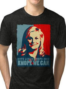 Knope We Can 2012 Tri-blend T-Shirt