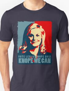 Knope We Can 2012 Unisex T-Shirt