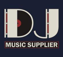 DJ Music Supplier Kids Tee