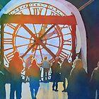 Inside Paris Time by JennyArmitage