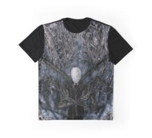 Slenderman Graphic T-Shirt