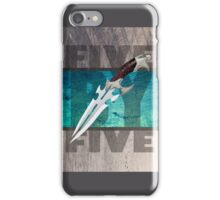 5 by 5 - Faith - Buffy the Vampire Slayer iPhone Case/Skin
