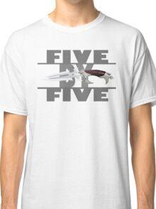 5 by 5 - Faith - Buffy the Vampire Slayer Classic T-Shirt