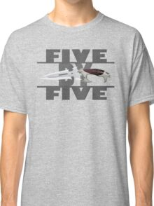 5 by 5 - Faith - Buffy the Vampire Slayer Classic T-Shirt