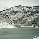 Wasatch Lake 2 by steveschwarz