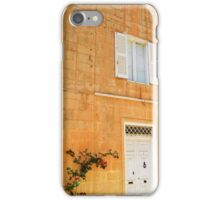 Single Ivy Stem. Mdina, Malta iPhone Case/Skin